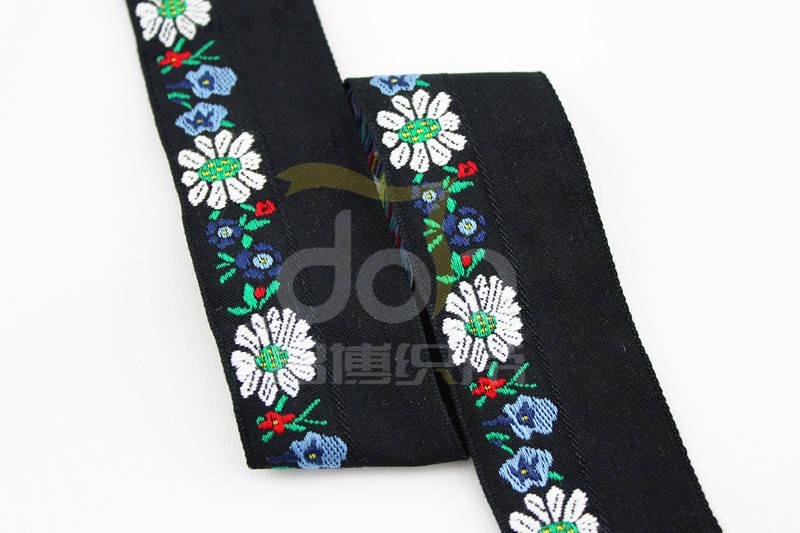 民族提花织带,提花织带