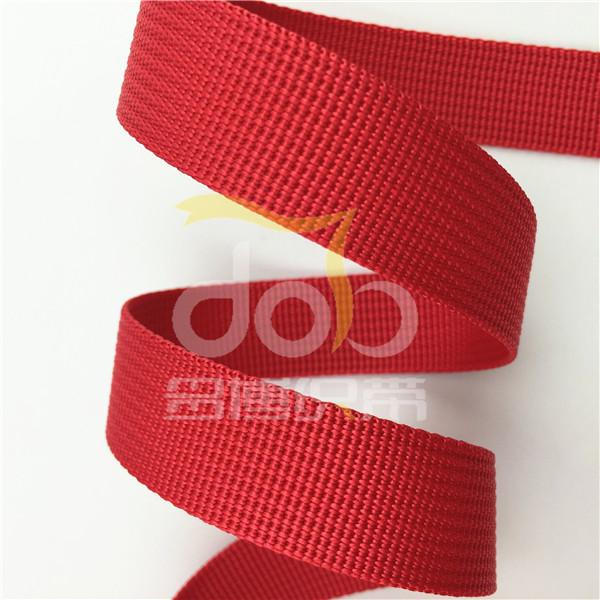 尼龙织带 小波浪织带